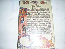 THE LIFE AND TIMES OF CHAUCER by John Gardner (1977,  First Edition Hardcover)