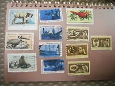 USA Used 1972-73 Issues 3 Complete Sets of 4 Stamps each.