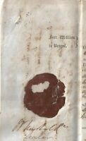 1864 1st Islamic Terror victim Hon John Paxton Norman order arrest native debtor