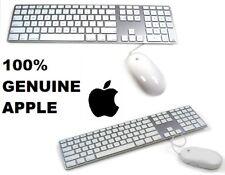 Autentico di Apple Tastiera E Mouse - 100% Autentico Prodotto APPLE-Argento