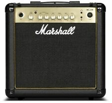 Marshall Gold Series MG15GR 15W Guitar Amp Combo w/ Reverb