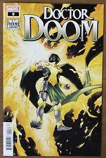 DOCTOR DOOM #9 - Declan Shalvey Phoenix Variant Cover - Marvel - 2021