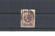 Memel, Klaipeda, Litauen 1923, Michelnr: 172 A I o, PRÖKULS,BPP, Michelwert € 20