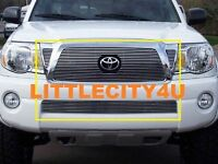 FOR 05 06 07 08 09 10 Toyota Tacoma Billet Grille Grill Combo INSERTS