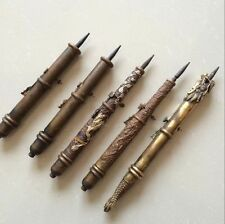 antique   Chinese ancient weapon: a set of five dragon chainattacker