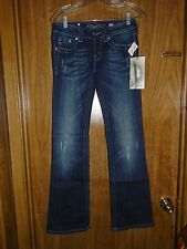 Women's Miss Me JPS5014-18 Boot Cut Denim Jeans Size 27 NWT's