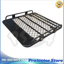 Aluminium Tradesman Roof Rack for Toyota Hilux 1998-2004 Dual Cab