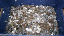 Münzen Müller - 1 kg Münzen Deutschland - Kaiserreich, Weimarer Republik und DDR