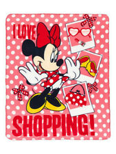 plaid polaire disney MINNIE MOUSE 120 x 140 cm - neuf