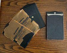Original Voigtlander film plate holder medium format camera