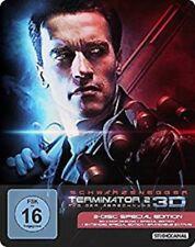 Terminator 2 Steelbook 3D Blu-ray NEU OVP Teil 2