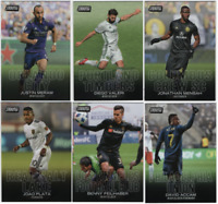 2018 Topps Stadium Club MLS Soccer - Black Parallel Cards - Choose #'s 1-100