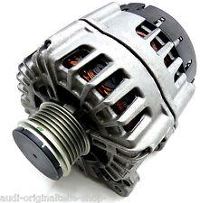 Original Audi A6 4G ,A4 8W 3,0TDI V6  Lichtmaschine Lima 059903024A Valeo 4828km