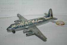 Dinky Toys Aircraft 706 Vickers Viscount Airliner Air France 1956-57.  1:200