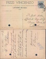 LATIANO,PIZZI VINCENZO,LEGNAMI/COLORI/FERRAMENTA,PRIMI900-PUGLIA(BR)-FP/VG 45369