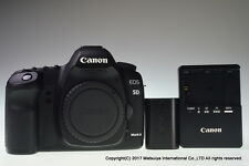 CANON EOS 5D Mark II Body 21.1MP Digital Camera Shutter Count 12326 Excellent
