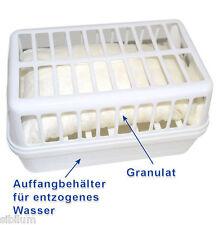 Luftentfeuchter Entfeuchter inkl. Nachfüllpackung 1,2 kg Granulat Trockner