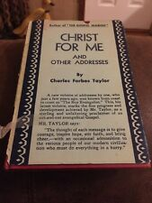 Christ For Me By Charles Forbes Taylor