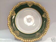 Antique Limoges J Pouyat Hand Painted Porcelain Plate