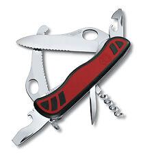 Victorinox Dual Pro Einhandmesser 0.8371.MWC rot/schwarz Rettungsmesser