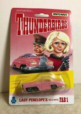1992 Matchbox FAB 1 Thunderbirds Lady Penelope's Rolls-Royce TB-005