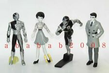 The 8th man figure eight Man gashapon (full set of 4 figures)