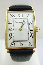 Tiffany & Co. Vintage/Retro Ladies 14K Yellow Gold Case Watch