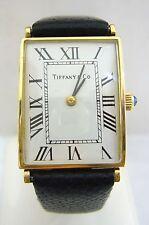 Tiffany & Co. Vintage/Retro Ladies 14K Yellow Gold Case Watch