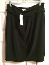 CACHE  WOMEN'S BLACK SKIRT SIZE M NEW WITH TAGS