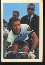 EMILE DAEMS cyclisme card carte Equipe ciclismoCycling wielrennen PEUGEOT