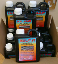 INSULAT-MT ENERGY SAVING PAINT ADDITIVE - CONTRACTOR PACK, INSULADD ALTERNATIVE