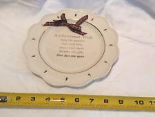 Lenox Christmas Wish Collector Plate