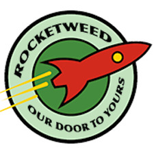 ROCKETWEED.COM MJ DELIVERY SERVICE Seasoned Domain Name+Website+2 CA Corporation