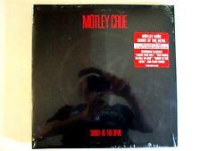 MOTLEY CRUE SHOUT AT THE DEVIL LP NEW SEALED REPRESS 180 GRAM VINYL GATE FOLD