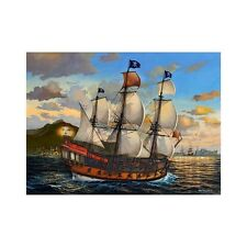 REVELL 05605 PIRATE SHIP 1/72