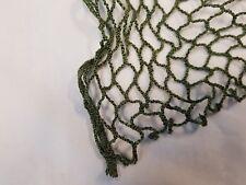 US Multipurpose Survival Net Netting w/ Ropes Hammock