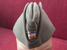 SFRJ YUGOSLAVIA - AN ORIGINAL SOLDIER TITOVKA CAP - SIZE 57