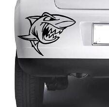 SHARK VINYL STICKER Car Bumper Van Window Wall Laptop Xbox Ps4 JDM VINYL DECALS