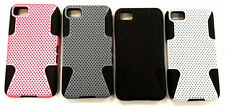 4x Astronoot Phone Protector Cover Case for BlackBerry Z10 Colors Hard & Soft