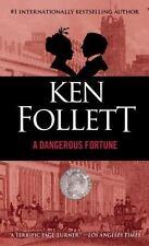 A DANGEROUS FORTUNE by Ken Follett a paperback book novel FREE USA SHIPPING