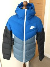 NEW Nike NSW Down Fill Windrunner Puffa Coat Size Small