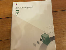 Apple Macintosh System 7 Floppy Install Kit