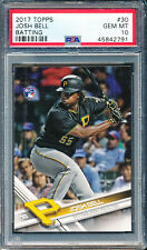 2017 Topps batting #30 Josh Bell RC PSA 10