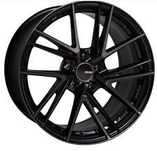 17x8 Enkei Rims TD5 5x114.3 +35 Pearl Black Rims Fits Mazda 3 Accord Rsx Tsx