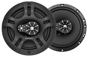 Blaupunkt GTx 663 ES 16,5 cm 3-Wege-Lautsprecher 240 Watt RMS: 50 Watt