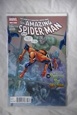 The Amazing Spider-Man Issue #676 The Sinister Six Take Over!
