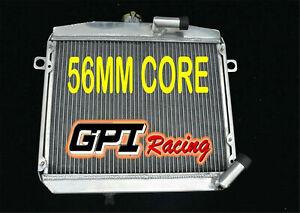 FOR Alfa Romeo 105/115 Series GT 1.3 1.6 GTV GTC GTAM 1971-77 aluminum radiator