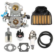 Carburetor Air filter For Husqvarna 455 460 Rancher Jonsered CS2255 WTA29