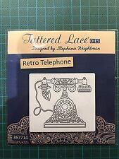 Tattered Lace Teléfono Retro Die D1302