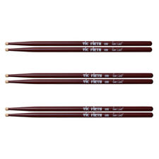 Vic Firth Signature Series Drum Sticks Dave Weck 3 Pair UPC 750795000425